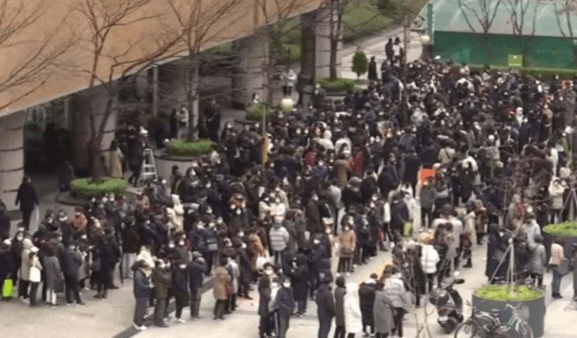 「武漢市50万人感染」記事はすぐに削除