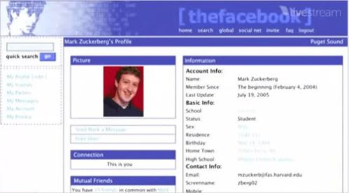 Facebookが創業当時から性的指向・人間関係・政治的な傾向でターゲットを絞って広告事業を行っていたことを示す貴重な資料