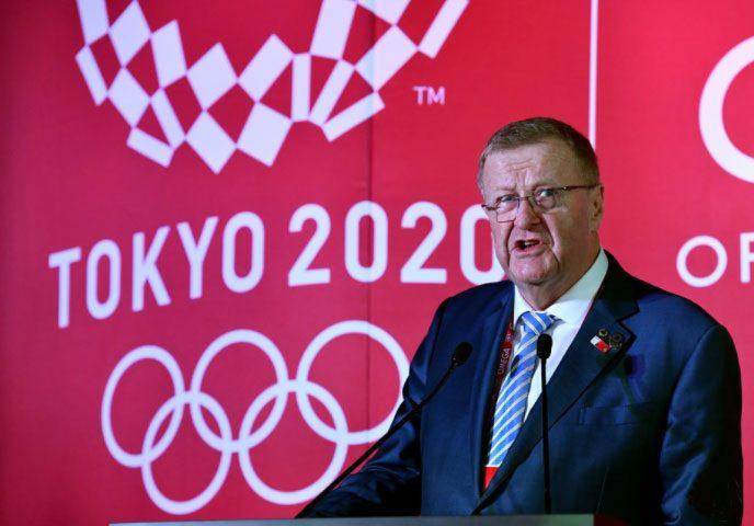 国際オリンピック委員会のジョン・コーツ副会長
