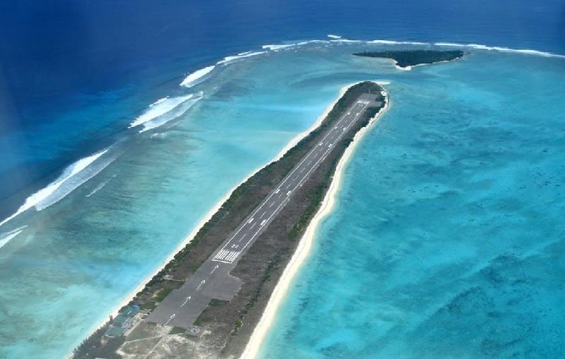 アガッティ空港、ラクシャディープ諸島、インド-Agatti Aerodrome, Lakshadweep, India
