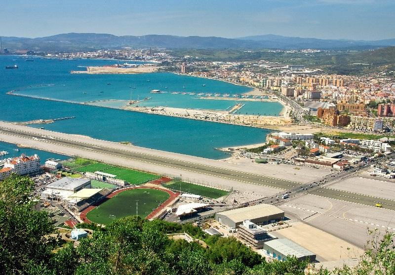 ジブラルタル国際空港、ジブラルタル-Gibraltar International Airport, Gibraltar