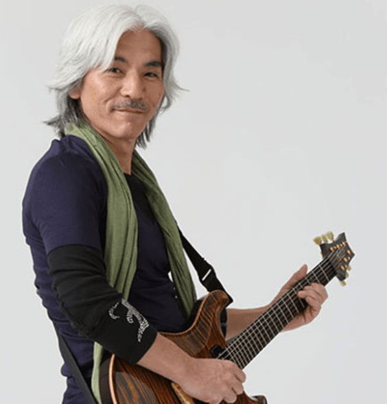 安藤正容さん(T-SQUARE)